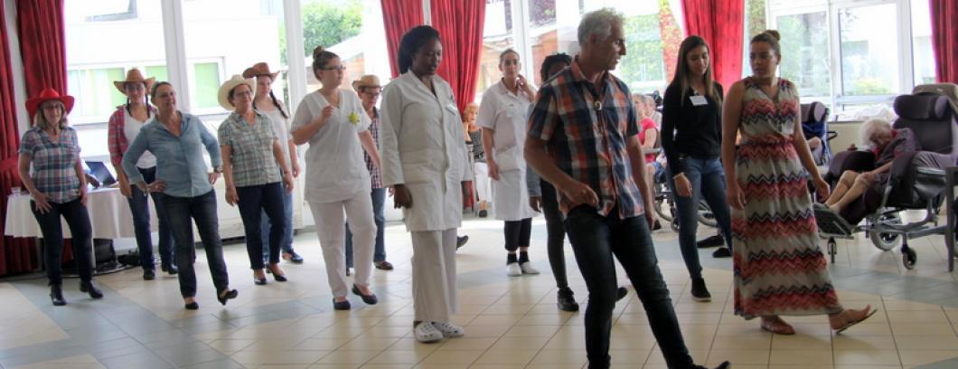 Danse à 10min de Paris et de Neuilly-sur-seine