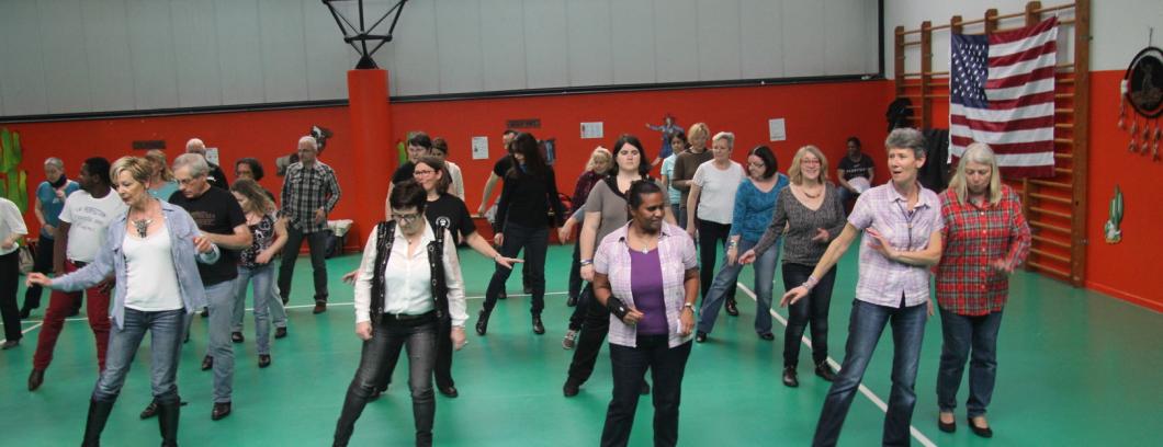 Bal de danse à côté de Nanterre et de Neuilly sur Seine
